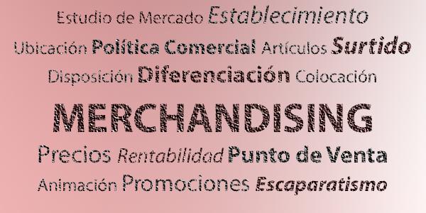 Los 5 tipos de merchandising